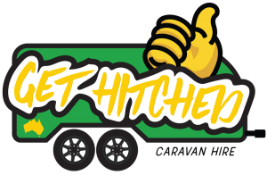 Get Hitched Caravan hire Logo