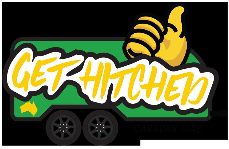 Get Hitched Caravan hire Logo