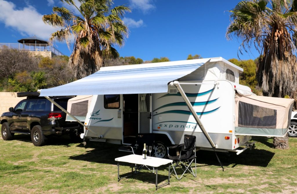 Jayco Expanda Camper for Hire