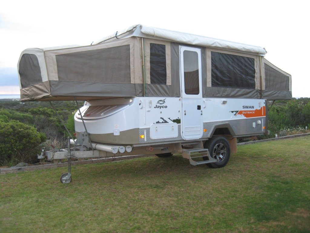 Jayco Swan Camper for hire