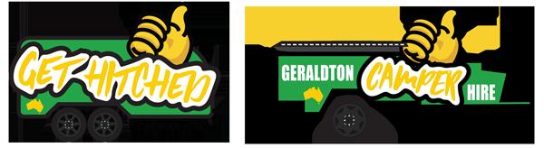 Geraldton Caravan and Camper Hire Logo